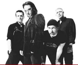 U2 abriu e fechou a programação do Rafael Moura